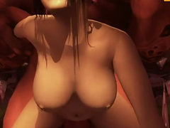 Lulu 3d Hentai Compilation