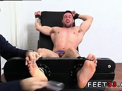 Wet up close anal gay sex pics Casey More Jerked & Tickled