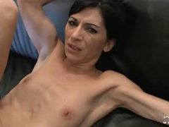Skinny French Mature Gets Her Ass Pounded