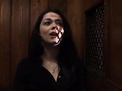 Wife gets fucked in church