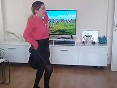turkish milf kalca dans