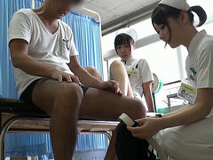 Japanese Nurse Sex Therapy