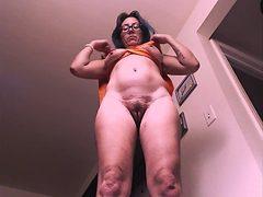 Sissy Training Task Cam Show ASMR Trance Nude Tease Dance