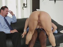Family girl and Huge dick solo over your trousers beautiful