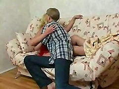 Sleeping Mature Mom Fucked By Teen