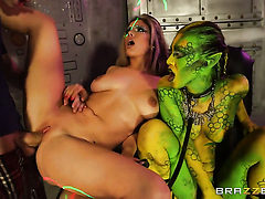 Tiffany Doll cant live a day without taking Danny Ds h...