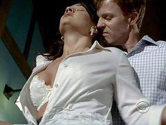 Claudette Mink Sexy Scene On ScandalPlanet.Com