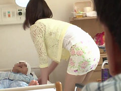 Naughty Wife Of Hospitalized Husband Fucking