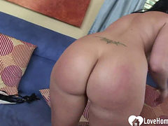 Big Booty Milf Enjoys His Rock-solid Cock