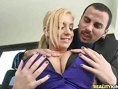 She wanted me to sign... (Reality Kings » Big Tits Boss)