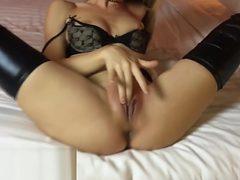 Cum in a Tiny Pussy