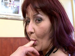 European Milf's Nice Booty Gets Fucked By Bbc