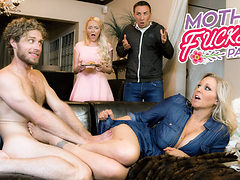 Julia Ann, Michael Vegas in Mother Fuckers Part 2 - Dig...