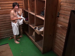 Cuckold Mission In Japanese Onsen Spa 4