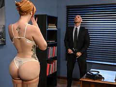 Lauren Phillips & Johnny Sins in The New Girl: Part 1 -...