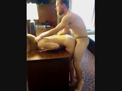 Homemade Cuckold Husbands Watch Wives Getting Fucked Co...