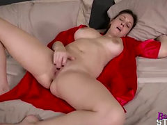 Son Cums In Mom