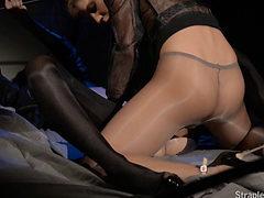 Victoria Tiffany - Strapless Dildo 12