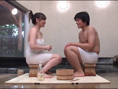 Japanese Onsen Game Challenge Hardcore Porn