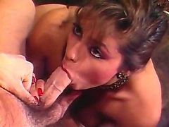 Hottie in asian outfit fucks a porn star