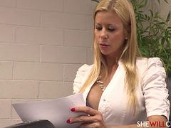 Alexis Fawx - Office Affairs