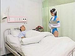 Japanese Android Nurse
