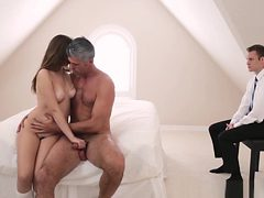 Amazingly Hot Mormon Babe Has Passionate Lovemaking Ses...