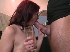 Drunk German Girl Kate Fucking Hard
