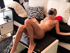 Skinny German Amateur Teen made to Slave and Anal Plug ...