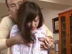 Crazy Japanese model Azusa Nagasawa in Horny Big Tits J...