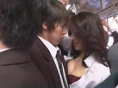 Hottest Japanese chick Marina Matsumoto, Misa Yuuki, Mi...