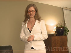 Sexy Milf Teaches You How To Use Your Cock