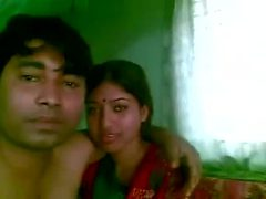 Indian College Teen Sex Passionate Kissing With Boyfrie...