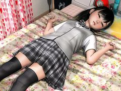Naughty Girlfriend In Summer - Incredible 3D anime xxx