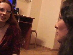 Mia,Oksana and Phoenix are horny and in need to play so...