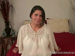 Casting nervous desperate amateurs compilation milf tee...