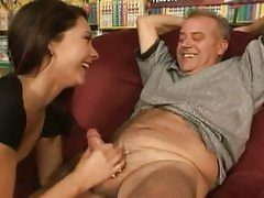 Whore Jessica Valentino pleasures this cock