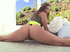 Perfect ass Abella Danger gets wrecked by Rico