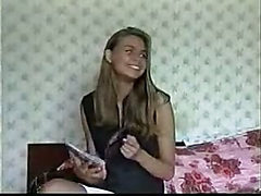 Fake Miss Russia 2006 gets naked and fucked (Try someth...