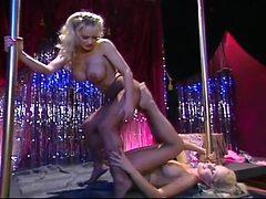 Tanya And Autumn Masturbate In Pantyhose
