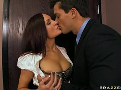 hot redhead wants to be fucked by a giant cock