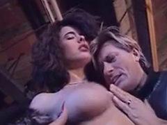 Cumpilation Of Classic Italian Pornstars