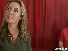 Sheena Shaw Brings Home Another Cock for Her and Hubby