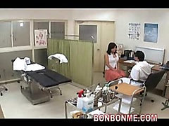 obstetrics and gynecology doctor fucked his milf patien...