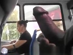 Flashing real pervert cock
