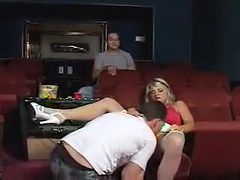 Sharp porn cinema