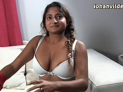 Indian Girl With Big Boobs Doing Porn For The First Time