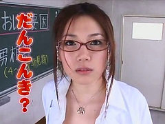 Gangbang Practice in Medical University of Tokio (Try s...