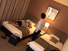 Asian Businesswoman Fucked By Her Subordinate