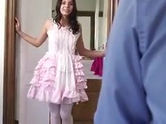 Do you like my dress daddy